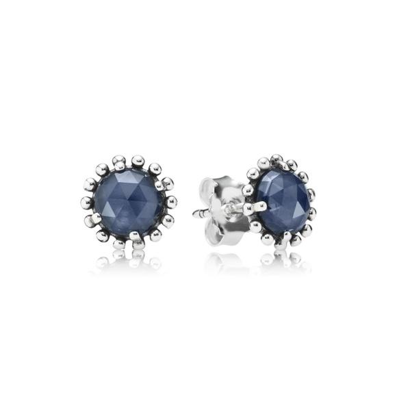 b79736e71 PANDORA 'Midnight Star' Crystal Stud Earrings. M_5b296b55194dad78087c9045